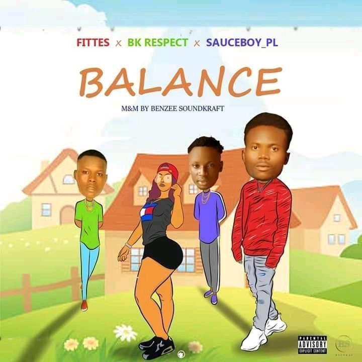 Fittes x Bk Respect, SauceBoy_PL – Balance