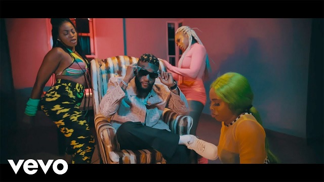 Kcee – Oya Parté (Video)