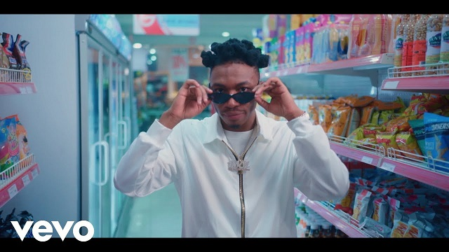 T-Classic ft. Mayorkun, Peruzzi – Where You Dey (Video)