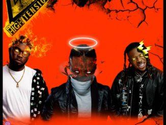 Konga x Slimcase, Mr Real – High Tension