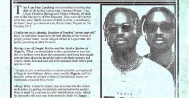 Ajebo Hustlers – Barawo
