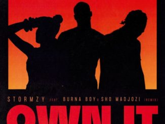 Stormzy ft. Burna Boy, Sho Madjozi – Own It (Remix)