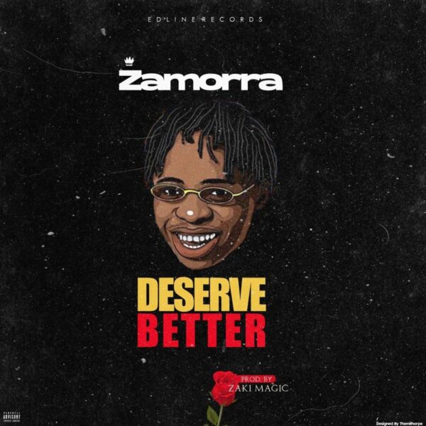 Zamorra – Deserve Better