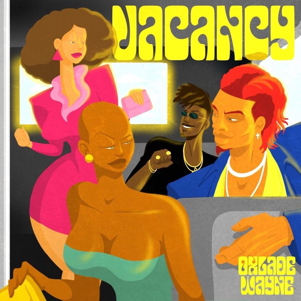 DJ Wayne ft. Oxlade – Vacancy