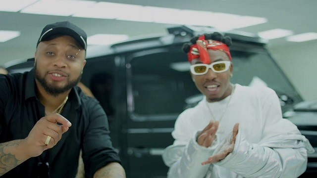 B-Red ft. Mayorkun – Dance (Video)