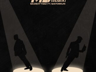 Bad Boy Timz ft. Mayorkun – MJ (Remix)