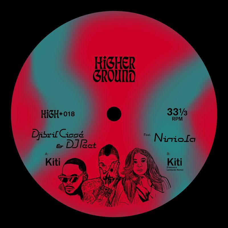 Djibril Cisse, DJ Peet ft. Niniola – Kiti
