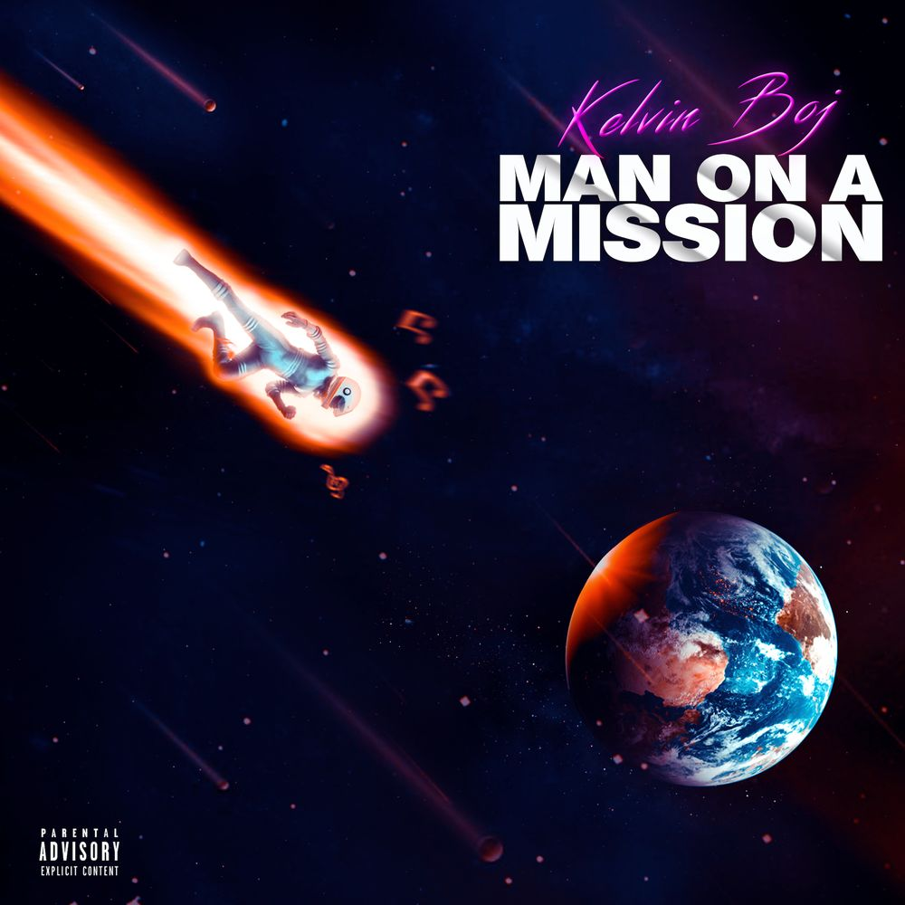 Kelvin Boj – Man On A Mission