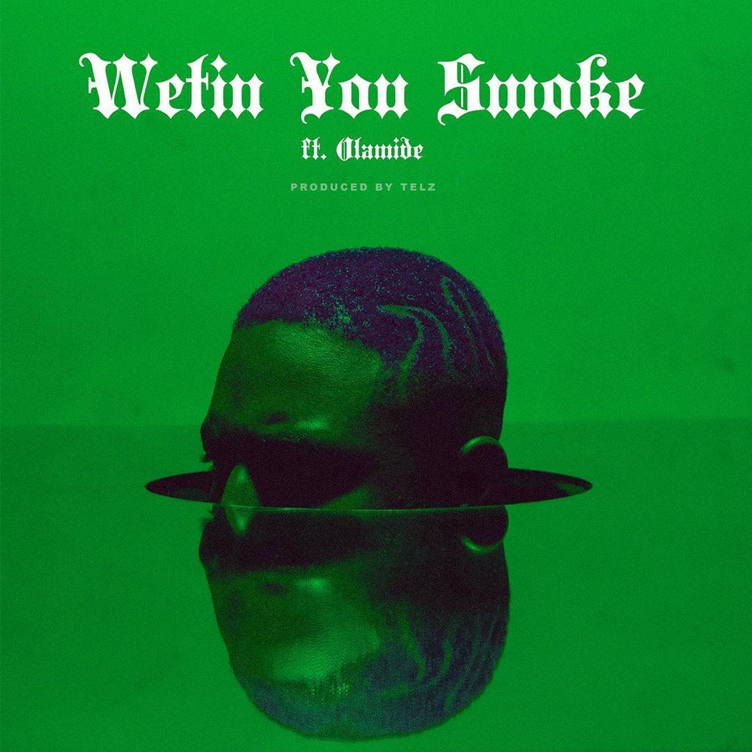 Prettyboydo ft. Olamide – Wetin You Smoke