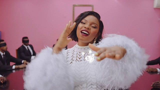 Yemi Alade – Boyz (Video)
