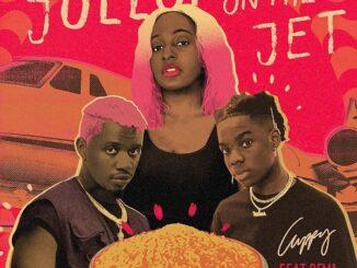 DJ Cuppy ft. Rema, Rayvanny – Jollof On The Jet