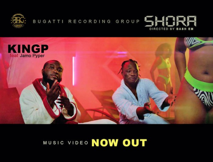 KingP ft. Jamo Pyper – Shora (Video)