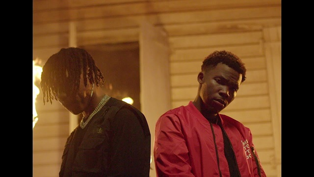 Tellaman ft. Alpha P – Cross My Heart (Remix) [Video]
