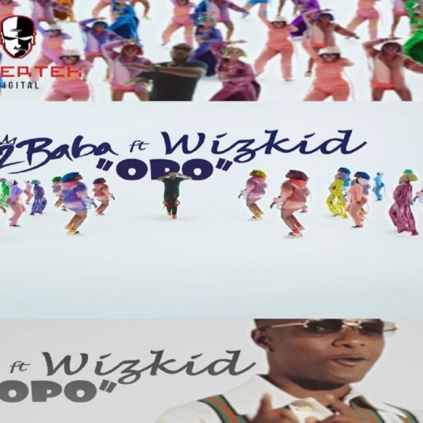 2Baba ft. Wizkid – Opo (Video)