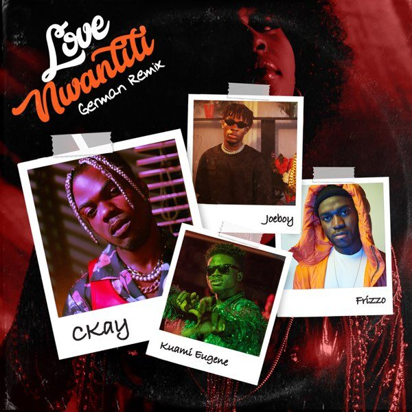 CKay ft. Frizzo – Love Nwantiti (German Remix)