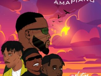 DJ Neptune ft. Mr Eazi, Joeboy, Focalistic – Nobody (Amapiano Remix)