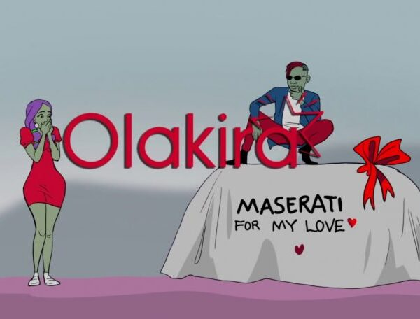 Olakira – In My Maserati (Video)