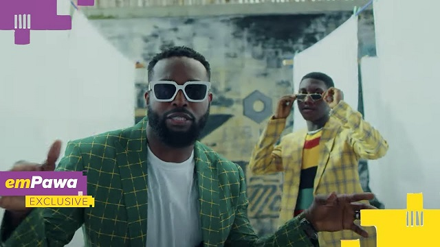 DJ Neptune ft. Runda – Bembe (Video)
