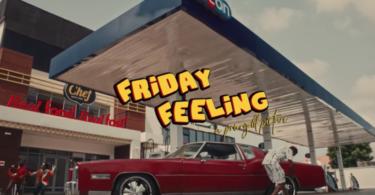 Fireboy DML – Friday Feeling (Video)
