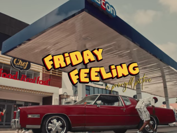 Fireboy DML – Friday Feeling (Video)