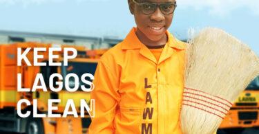 OzzyBee – Keep Lagos Clean