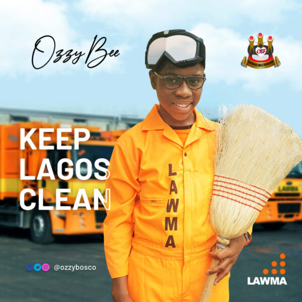 OzzyBee – Keep Lagos Clean