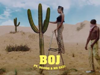 BOJ ft. Davido, Mr Eazi – Abracadabra (Video)
