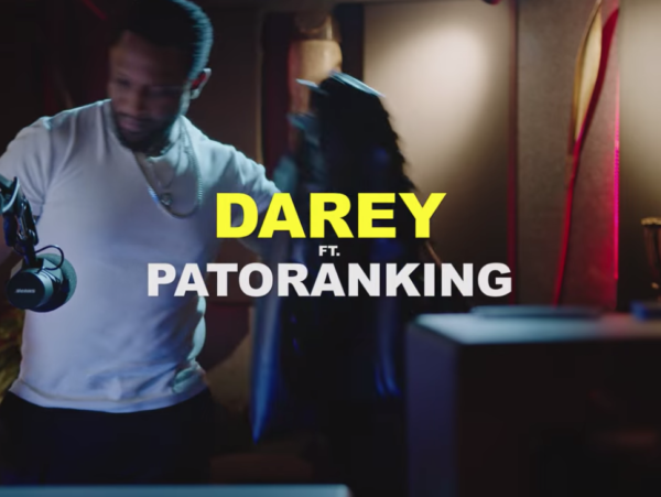 Darey ft. Patoranking – Jojo (Video)