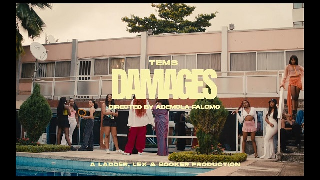 Tems – Damages (Video)