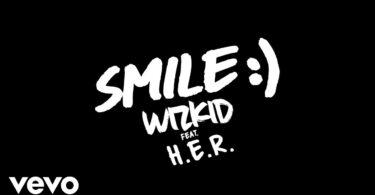 Wizkid ft. H.E.R. – Smile (Video)