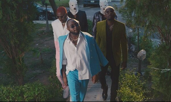 Ajebo Hustlers ft. Davido – Barawo (Remix) [Video]