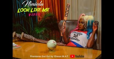 Niniola – Look Like Me (Video)