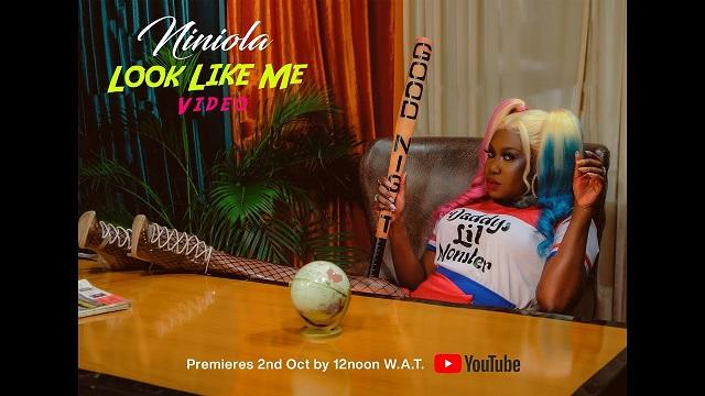Niniola – Look Like Me (Video)