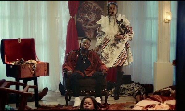 Omah Lay – Damn (Video)