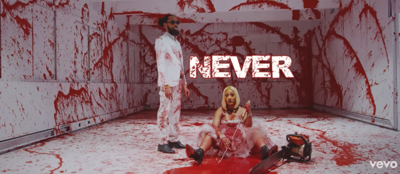 Phyno – Never (Video)