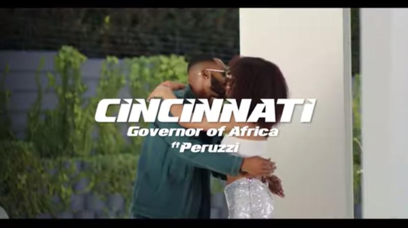 Governor Of Africa ft. Peruzzi – Cincinnati (Video)