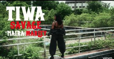 Tiwa Savage ft. Naira Marley – Ole (Video)