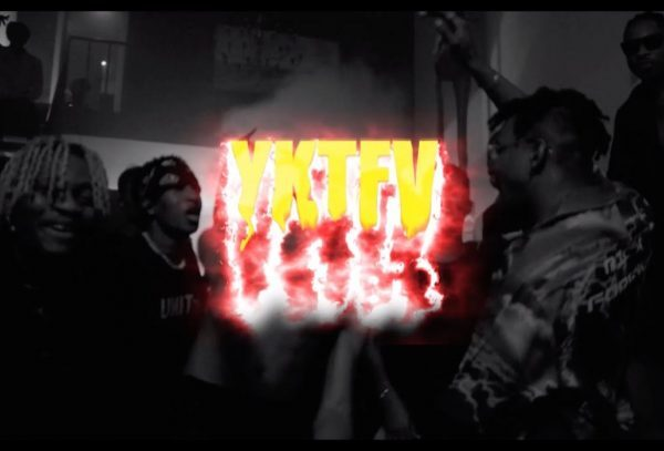 King Perryy ft. PsychoYP – YKTFV (You Know the Fvcking Vibe) [Video]