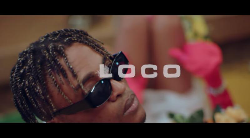 Cheque – Loco (Video)