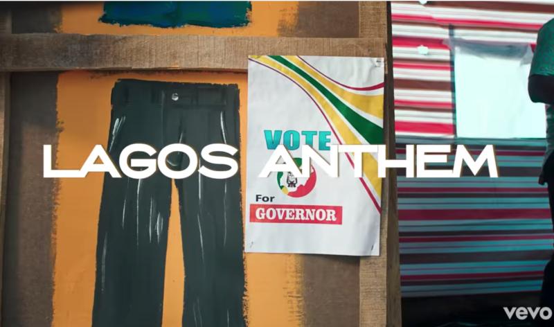 Zlatan – Lagos Anthem (Video)
