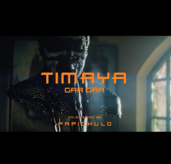 Timaya – Gra Gra (Video)