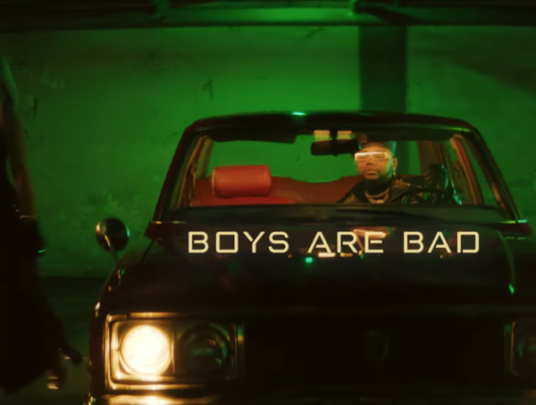 Kizz Daniel – Boys Are Bad (Video)