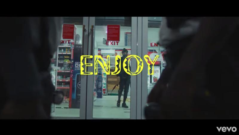 Tekno – Enjoy (Video)