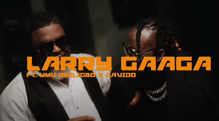 Larry Gaaga ft. Davido, Umu Obiligbo – Doubting Thomas (Video)