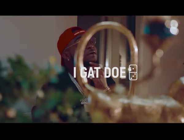 Yonda ft. Davido – I Gat Doe (Video)