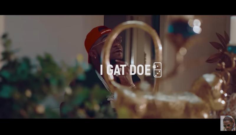 Yonda ft. Davido – I Gat Doe (Video)