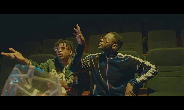 King Perryy ft. Kizz Daniel – Waist (Video)