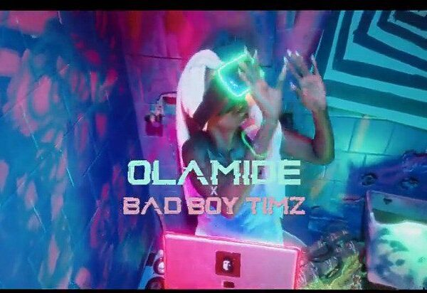 Olamide ft. Bad Boy Timz  – Loading (Video)