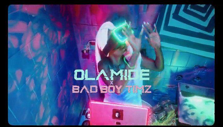 Olamide ft. Bad Boy Timz  – Loading (Video)