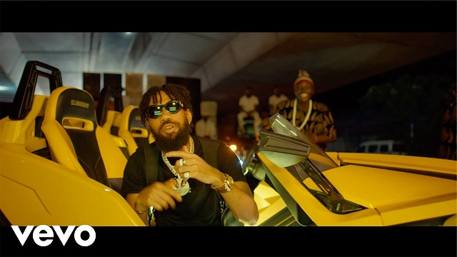 Phyno ft. Peruzzi – For The Money (Video)